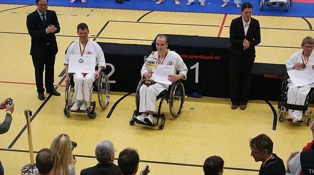 Deutsche Karatemeisterschaften 2014 in Coburg
