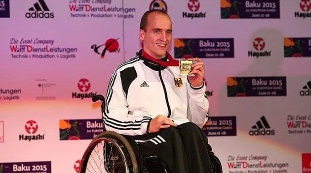 Bronze bei den Karateweltmeisterschaften 2014 in Bremen