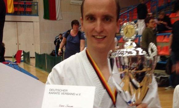 Deutsche Karatemeisterschaften in Aschaffenburg