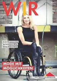 Lasst den Rollstuhl nicht entscheiden, wer Ihr seid!