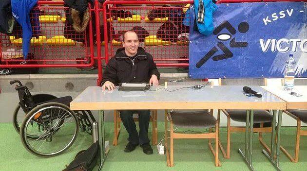 Die Erfurter-Hallensaison in der Leichtathletik ist eröffnet