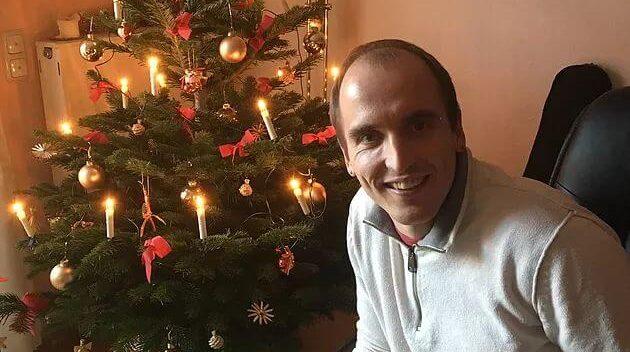 Ich wünsche euch ein schönes Weihnachtsfest