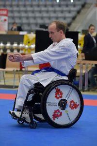 Deutsche Para-Karate-Meisterschaft waren eine Erleichterung