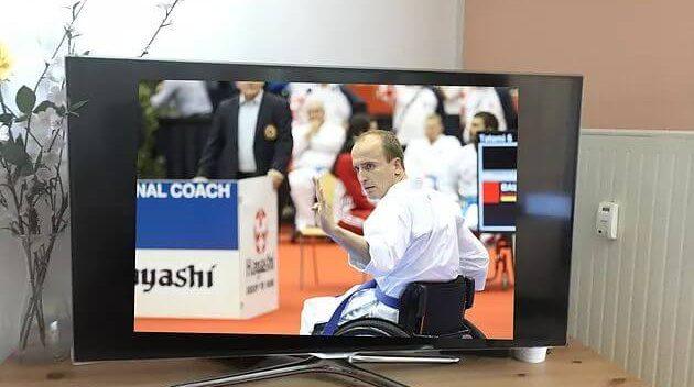 Finale der Para-Karate-Europameisterschaft werden übertragen