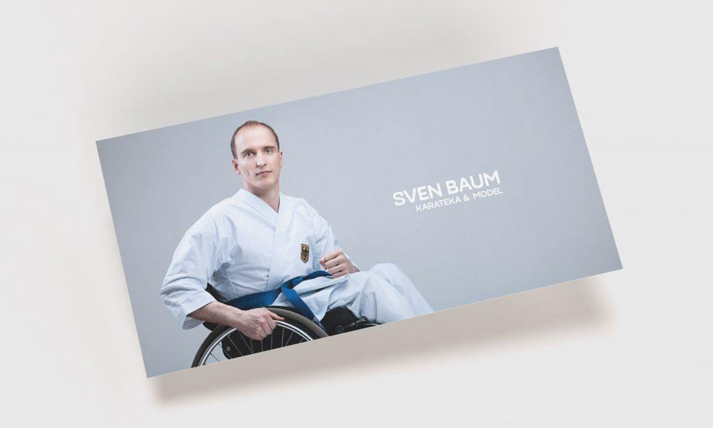 Autogramm von Sven Baum