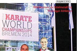 Fachzeitschrift des Thüringer Karateverbandes