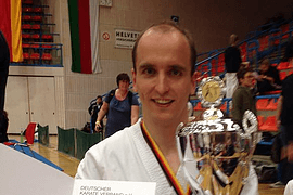 Thüringer Allgemeine: Erfolgreiche Karate-Kämpfer