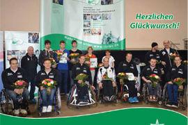 Verbandszeitschrift des Thüringer Behinderten- und Rehabilitationssportverbandes e. V.